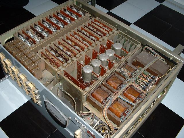The Telefunken Rat 700 Analog Computer